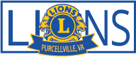 Purcellville Lions Club Charity Golf Tournament
